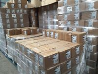 £8k+ RRP - Joblot pallets of Egyptian Cotton bedsheets and pillow cases WHOLESALE BULK CLEARANCE