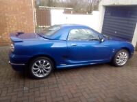 2 mgf/tf sports cars for sale