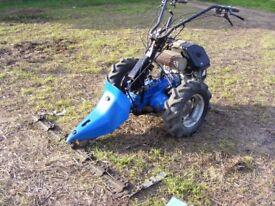 "Large Professional BCS 2 wheel tractor scythe 54"" blade Mower Topper"