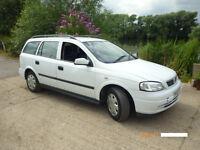 spares or repair vauxhall astra envoy dti 1700cc estate five door