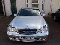 Mercedes Benz 1.8 Petrol Automatic C180 KOMPRESSOR CLASSIC - £2999 OVNO