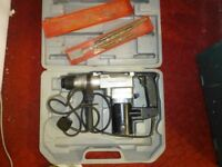 SDS drill