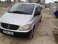 Mercedes Vito xl 115 CDI