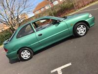 Hyundai Accent FSH ideal cheap runabout 3 door hatchback
