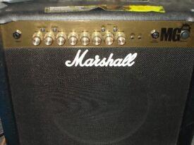 Amplification Marshall MG30FX 70 Watt for sale
