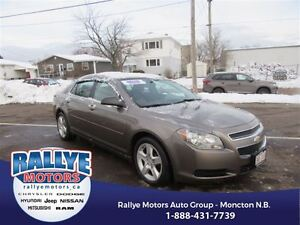 2011 Chevrolet Malibu LS! ONLY 60K! Alloy! Trade-In! Save!