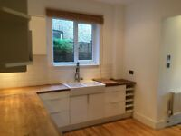 * SHORT LET * Two bed ground floor flat with private outside space available immediately