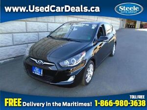 2012 Hyundai Accent GLS Alloys Fully Equipped Htd Seats