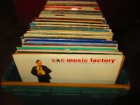 "APPROX 200 x 12"" SINGLES , Vinyl records Collection Joblot SOME RARE?"