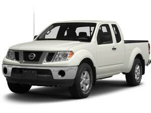 2012 Nissan Frontier V6 6A