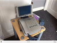 Amstrad telephone e mailer retro phone