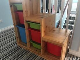 Ikea Trofast Storage x2 ***SOLD***