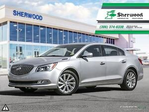 2016 Buick LaCrosse CXL Only 16,000KMS!!