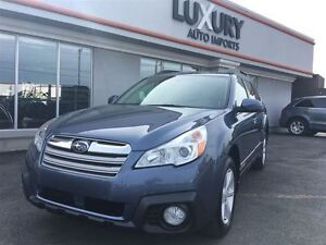 2014 Subaru Outback 2.5i w/Convenience Pkg-6Speed-only 58k