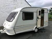 Elddis Whirlwind Xli 2 Berth caravan Excellent condition