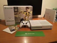 XBOX One S Console 1TB FIFA 17 Bundle plus with or without GTA5