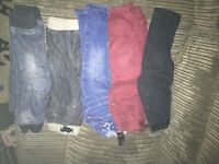 Boys trousers 12/18 months