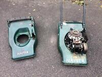 Hayter mower decks