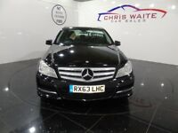 MERCEDES C-CLASS C220 CDI BLUEEFFICIENCY EXECUTIVE SE (black) 2013