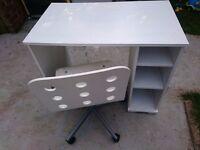 Computer Desk/Chair