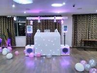 Live DJ and Equipment Hire in Essex
