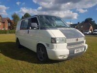 VW T4 camper/surf van