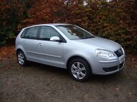 VOLKSWAGEN POLO 1.4 MATCH 5dr LOW MILEAGE Excellent and very clean example