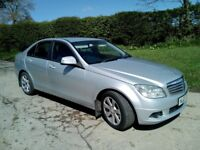 2008 Mercedes C220 SE CDI. MOTd May 2019. Excellent condition. Priced to sell