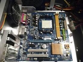 Gigabyte GA-M61SME-S2 rev.2 AMD motherboard