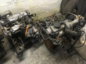 2x 1.9 tdi engines vw, Audi, seat etc