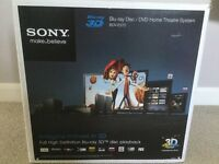 5.1 Sony Blu-Ray 3D Disc / Home Theatre System