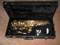 Jupiter Alto Saxophone--Yes, it is available!