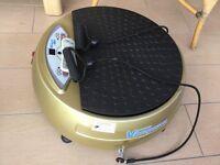 Vibrapower vibra plate