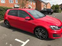 Vw golf gtd dsg 2014