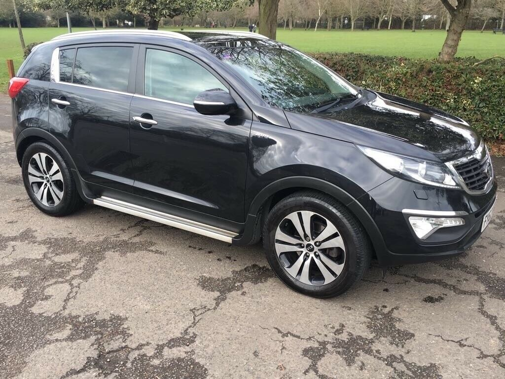 kia sportage 2012 kx3i sat nav mot feb 2019 18m manufacture warranty left full kia svce. Black Bedroom Furniture Sets. Home Design Ideas