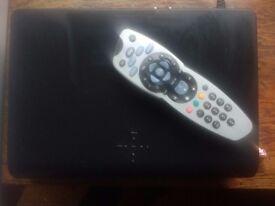 Sky + HD box and Remote