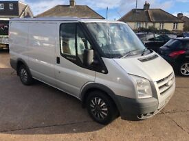 Ford Transit 110 T280S FWD. Engine replaced. New MOT.