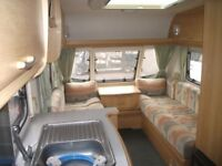 Lunar Zenith RS Four 2004 4 berth Rear dinette converts to bunkbeds LOW PRICE
