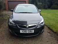 ASTRA ELITE CDTi AUTOMATIC 165bhp. Beautiful Condition