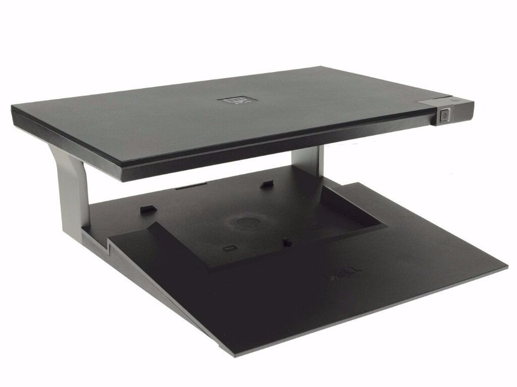 Dell Dock Monitor Stand And 130w Laptop Power Supply