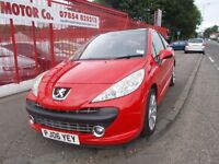 *PEUGEOT 207 GT HDI 1.6*GLEAMING*DOCUMENTED SERVICE HISTORY*YEARS MOT*TOP SPEC*FREE ROAD TAX* £2895*