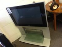 "37"" Philips TV with Stand"