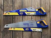 2x Hand saw for just £10