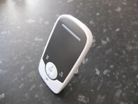 Motorola Wireless Digital Audio Baby Monitor, free postage or collection