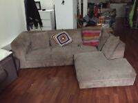 Free couch for collection today