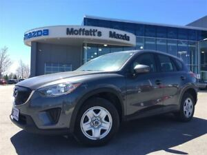 2014 Mazda CX-5 GX FWD GX FWD A/C, GREAT FUEL SAVING!