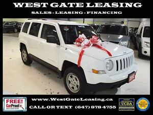 2012 Jeep Patriot 4x4 | AUTO | ONE OWNER |