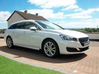 Mar 2015 Peugeot 508 ACTIVE SW E-HDI S-A *LOW MILES*£20 ROAD TAX!!!