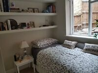 Streatham Hill single room available Mon to Fri, with OSP. A bright, quiet, renovated flat.