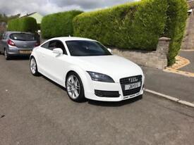 Audi tt 08 plate 2.0 tfsi £5500 no lower